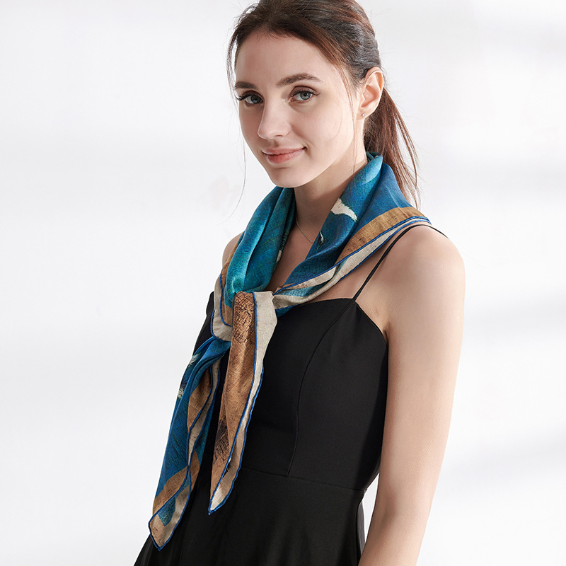 New Silk Scarves Mulberry Silk