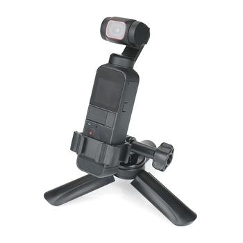 Trwały klips do kamery wspornik stojakowy stabilizator do-DJI OSMO Pocket 2 akcesoria do kamer sportowych tanie i dobre opinie for dji CN (pochodzenie)