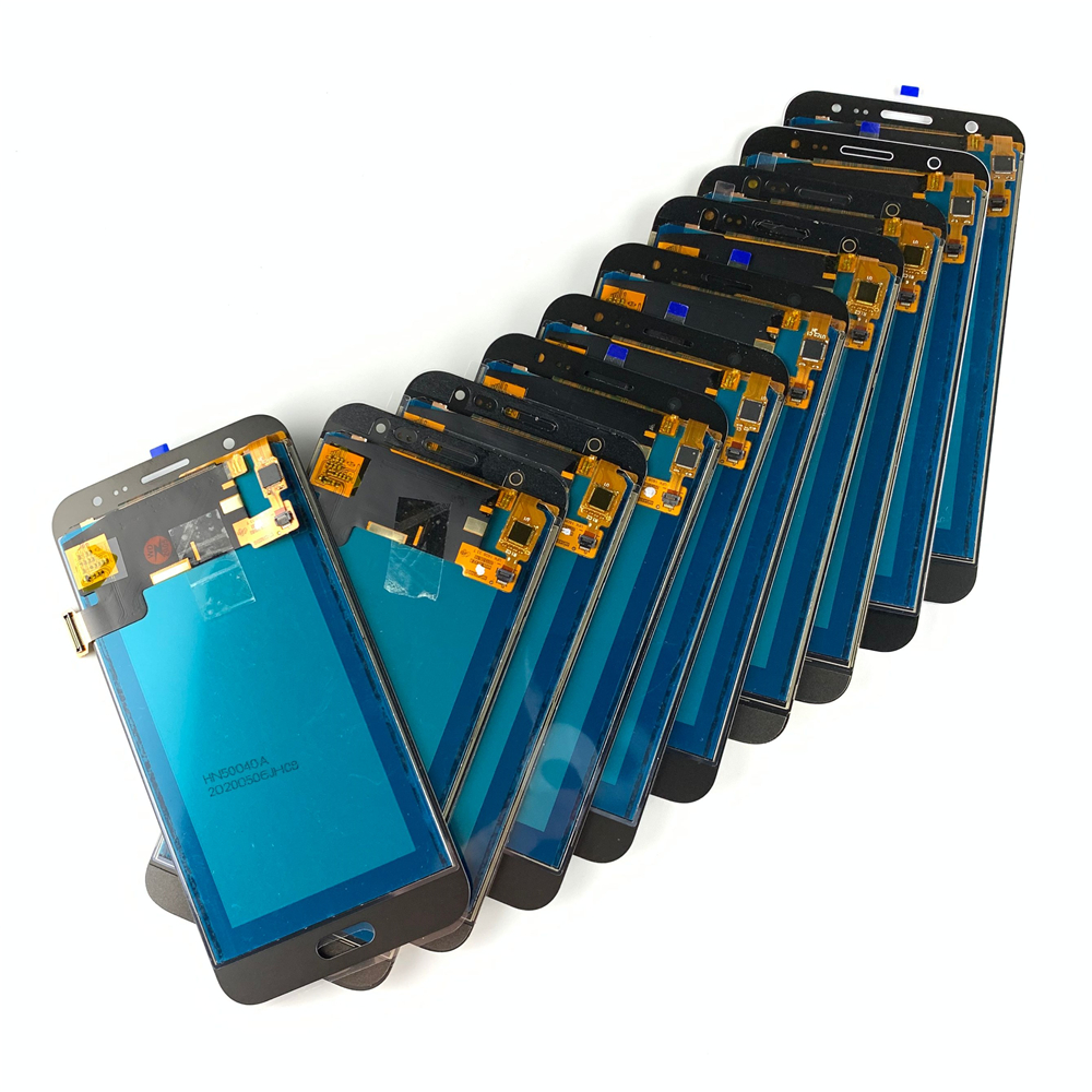10PCS TFT For Samsung Galaxy <font><b>J5</b></font> <font><b>J500</b></font> J500F J500FN J500Y Touch Screen Digitizer LCD Display Adjust For Samsung J3 J320 Not incell image