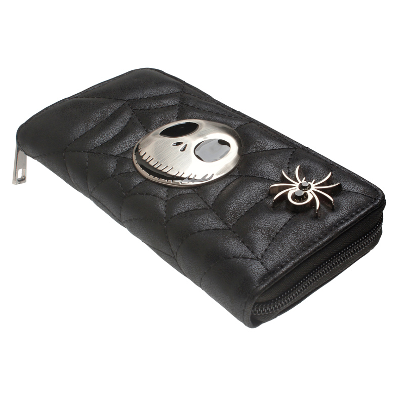The Nightmare Before Christmas Wallet Large Capacity Wallets Female Purse Lady Purses Women Card Holder DFT5048