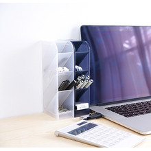 Multifunction Desktop Debris Storage Organizer Box Office Stationery Makeup Organizador