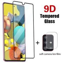 Vidro para Samsung A10 2IN1Tempered 20 10e 20e 30 Vidro Para Samsung A70 70 40 50 30S S S 01 Core 02S A11 12 21 21S 31 41 51 71 5G