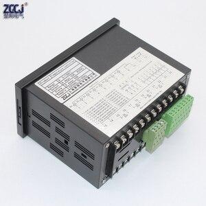 Image 4 - דיגיטלי תרמוסטט 8 דרכים SSR פלט טמפרטורת בקר עם 8 דרכים DC מתח פלט התראה עם RS485 תקשורת