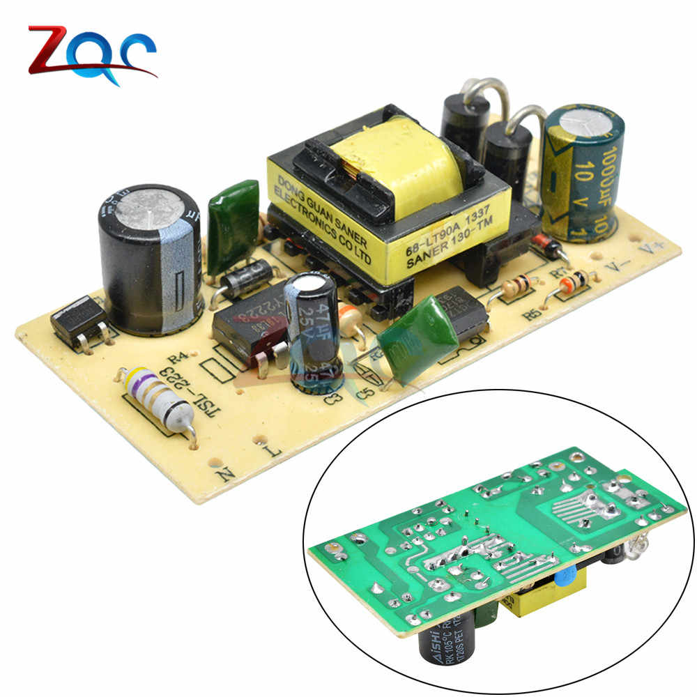 AC-DC 100-240V To 5V 2.5A Switching Power Supply Module DC Voltage Regulator Bare Board Repair 2500MA SMPS 110V 220V