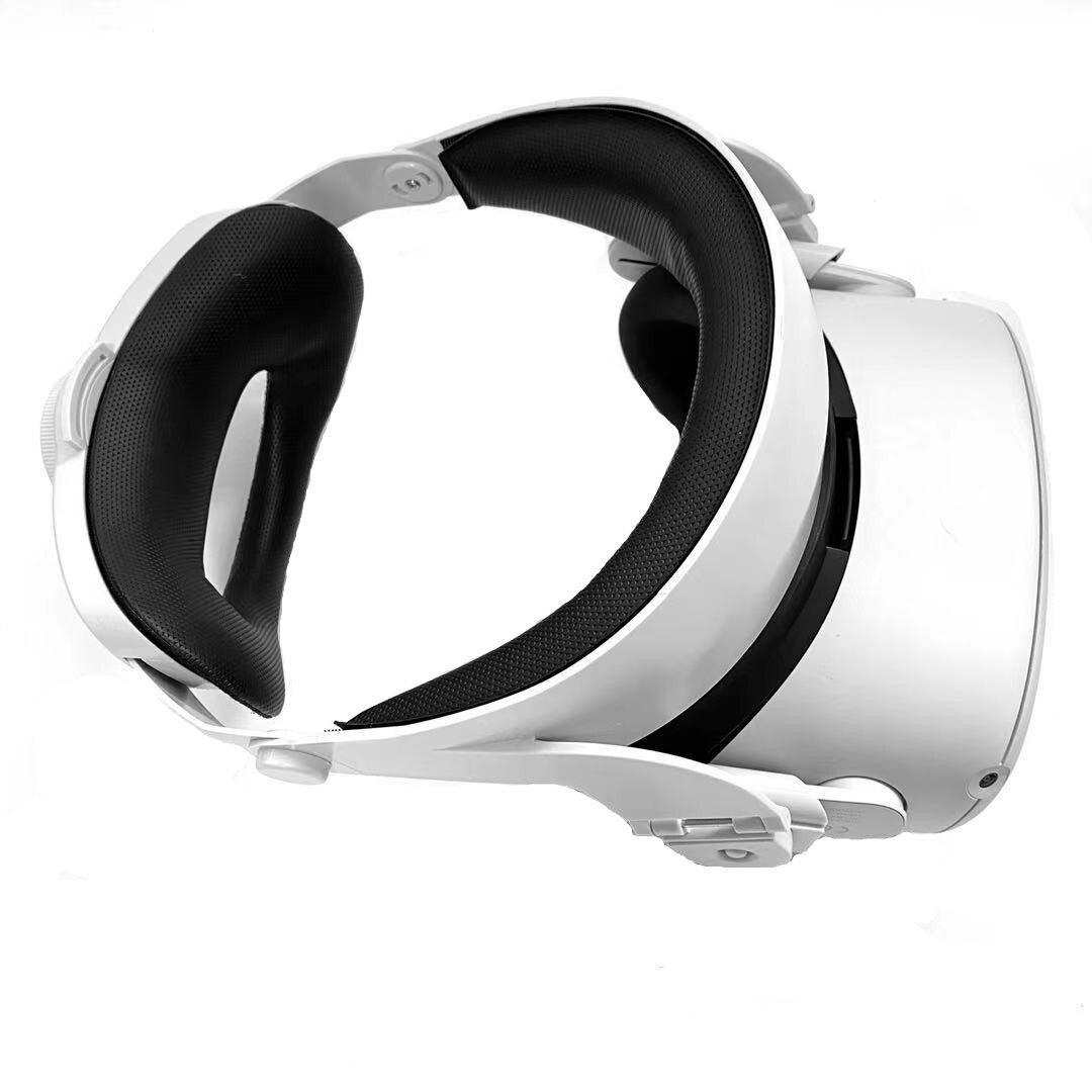 Регулируемый ремешок для Oculus Quest 2, ремешок для головы VR elite, удобный галогенный ремешок виртуальной реальности для Quest 2, аксессуары виртуаль...