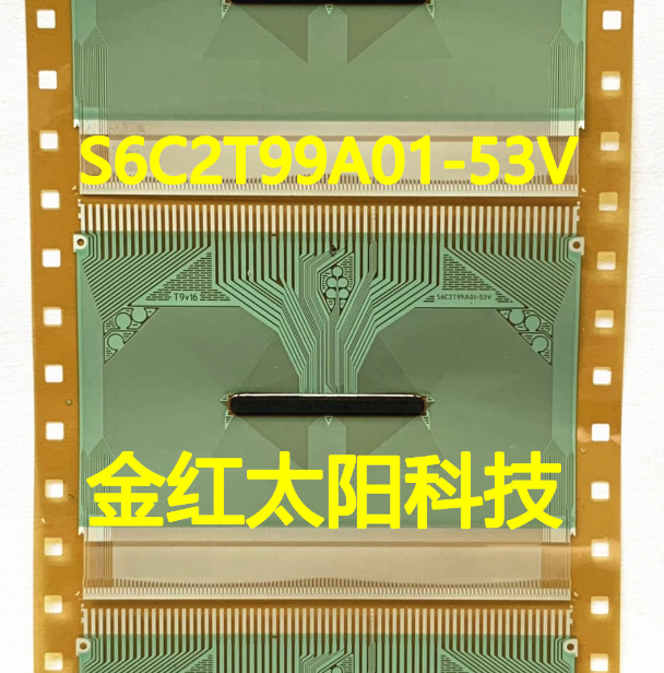 (5 stuks) (10 stuks) 100% originele nieuwe COF TAB S6C2T99A01 53V