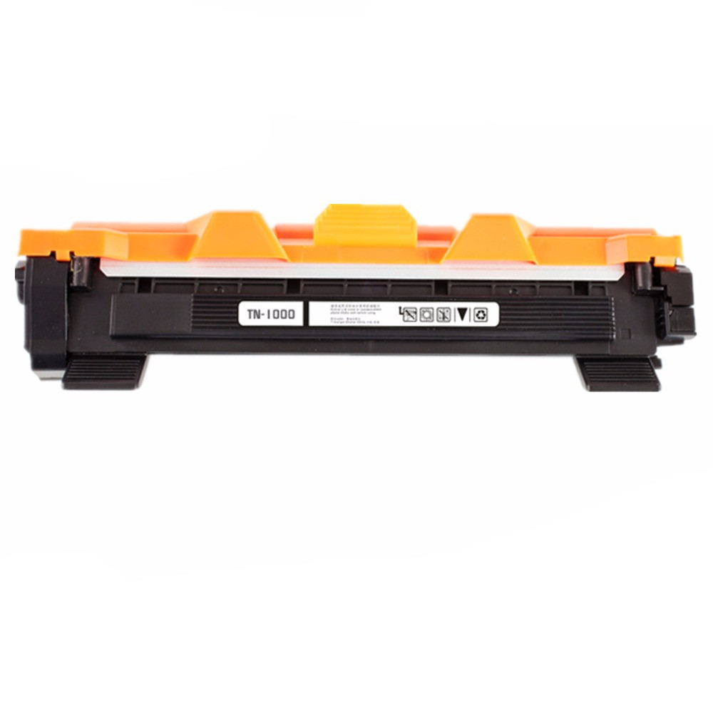 Black <font><b>Toner</b></font> Cartridge Replacement TN1000 TN1030 TN1050 TN1060 TN1070 TN1075 HL1110 <font><b>HL</b></font> <font><b>1110</b></font> <font><b>HL</b></font>-<font><b>1110</b></font> TN-1000 Laser Printer image