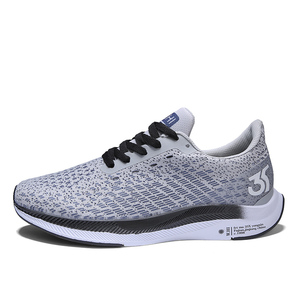 Image 4 - 2020 Summer Sale Mens Mesh Shoes Slip on Sneakers Casual Shoes Air Cushion Male Footwear Sport Shoes Outdoor Jogging Trainers 46