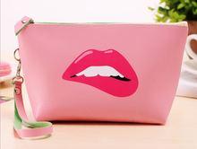Современная Водонепроницаемая мультяшная сумка для девушек ПУ