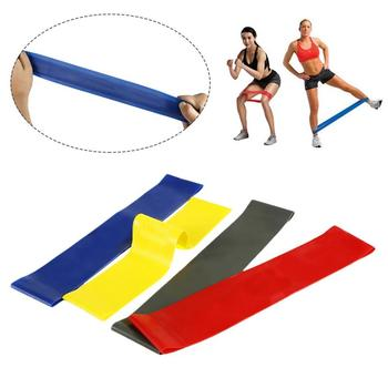 Resistance Band Natural Latex Workout Band Set Home Power Training Elastic Bands Rubber Loop Gym Exercise Fitness Equipment image