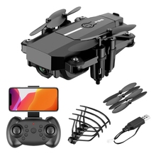 Kids Toys Profissional 1080P Drone F86 Mini Drone Quadcopter FPV HD Toys for Children Cameras Drones With Camera Gift