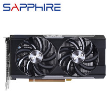 Sapphire amd r7 350 2 gb placas de vídeo gpu amd original radeon r7350 2 gb placas gráficas computador pc mapa do jogo hdmi pci-e x16