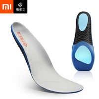Xiaomi FREETIE EVA Absorção de Choque Esportes Palmilha Palmilhas para Sapatos De Couro Confortável Alta Elástica Esportes Tênis Casuais