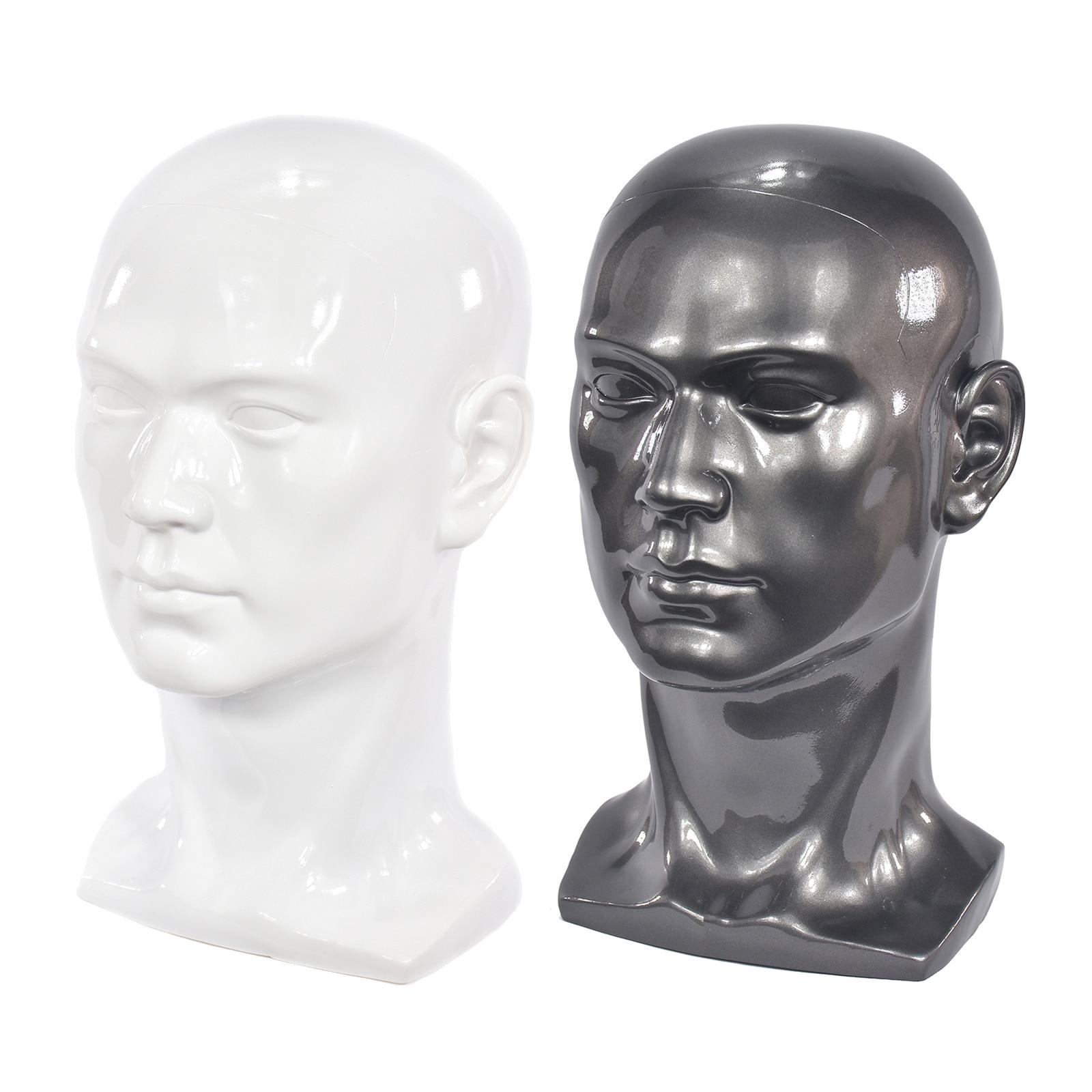 Манекен голова манекена парик Манекен для шляпы солнцезащитные очки гарнитура стенд манекен голова