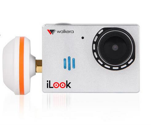 CE Version Original Walkera iLook 1080P 60FPS Wide angle Camera High definition Sports Camera with