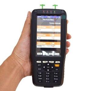 Image 4 - TM70B Handheld PON Fiber Optical Power Meter 1310/1490/1550nm