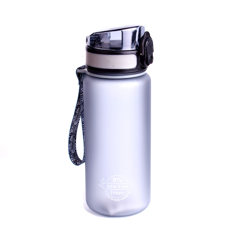 Soffe Elastic Cover With Rope Water Bottle High Quality Tritan Plastic Free Bpa Portable Outdoors Sport Drinking Bottle|Water Bottles|   - AliExpress