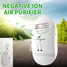 Cleaner Air-Purifier Dust-Eliminator SMOKE-FILTER Freshener Plug-In-Odor Mini Smell-Bacteria