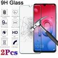 2PCS HD Schutz Glas für Huawei Honor 20 Pro 8 9 Lite Screen Protector für Honor 10 Lite 10i 20i Gehärtetem Glas Klar Film-in Handybildschirm-Schutz aus Handys & Telekommunikation bei