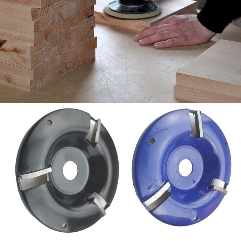 16mm Aperture Woodcarving Disc Rotary Planer For Angle Grinder Power Carving Wood Crafts Rugged Durable High Quality