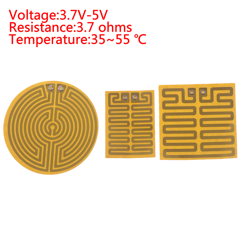 3.7V-5V Mini USB Insulation Coaster Heater Heat Electric Coffee Cup Mug Mat Pad Office