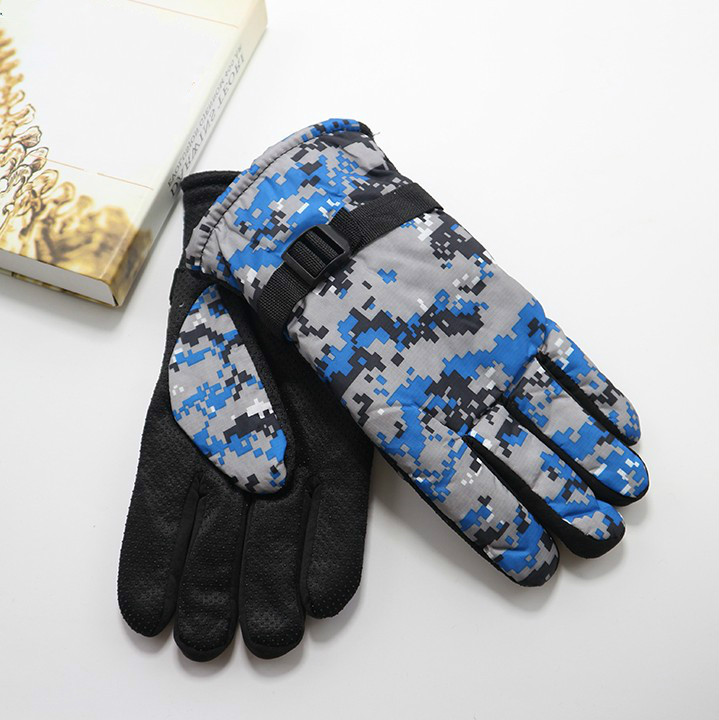 4 Colors Camouflage Winter Warm Hand Protection Camo Wrist Mittens Tactical Military Gloves For Men Suitable For Any Occasions