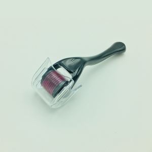Image 5 - מיקרו מחט 540 רולר Derma רולר Dermaroller טיטניום שיער לצמיחה מחודשת צמיחת זקן אנטי נשירת שיער טיפול דליל נסוג