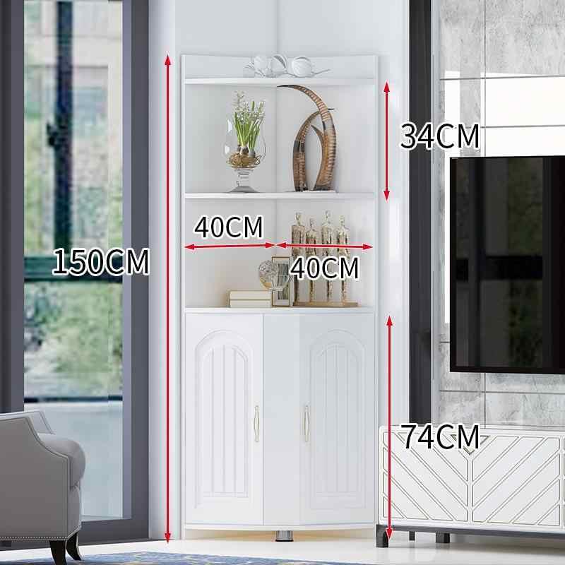 食器棚収納木製家具小さな Mueble ヴィンテージ Vitrina プラカードデ Rangement Meuble サロンリビングルームコーナーキャビネット