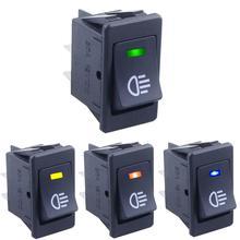 Светодиодный автоматический переключатель/модификация/12 V 35A переключатель противотуманных фар кулисный переключатель