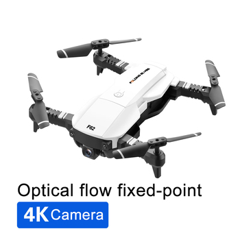 F62 RC drone 2.4G WIFI 0.3MP/4K 16MP HD Wide Angle Air Drone With Camera Optical Flow Gesture Control Follow Aircraft Quadcopter