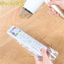 Remote-Control-Protector-Cover Heat-Shrink-Film Protective-Case Air-Condition Home Clear