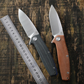 Yon Xanadu messer 14C28N klinge outdoor taktische faltende messer Micarta griff camping selbstverteidigung tasche werkzeug EDC jagd cutter-in Messer aus Werkzeug bei