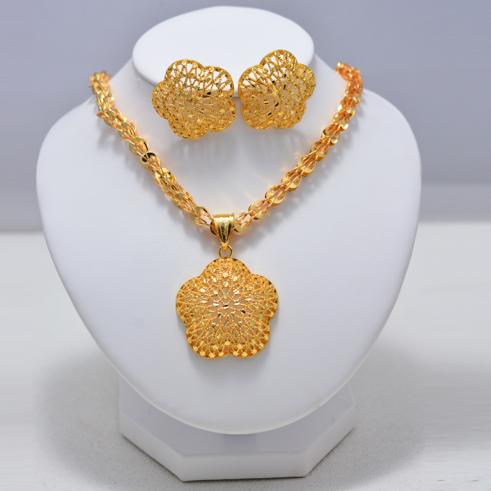 luxury <font><b>Nigeria</b></font> Dubai <font><b>Jewelry</b></font> <font><b>Sets</b></font> <font><b>for</b></font> <font><b>Women</b></font> Africa Beads <font><b>Jewelry</b></font> <font><b>Set</b></font> Gold Wedding Bridal Fashion <font><b>Jewelry</b></font> <font><b>Sets</b></font> <font><b>Womens</b></font> Accessories image