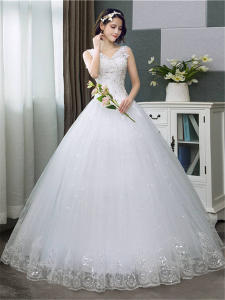 Wedding-Dresses Sequ...