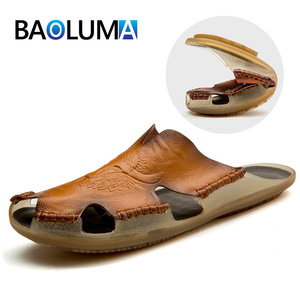 New Men's Shoes Summer Men's S