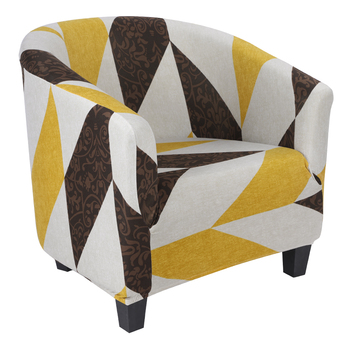 1PCs Universal Printed Stretch Slipcovers Elastic Sofa Cover Protective Armchair Cover Washable Furniture Slipcover
