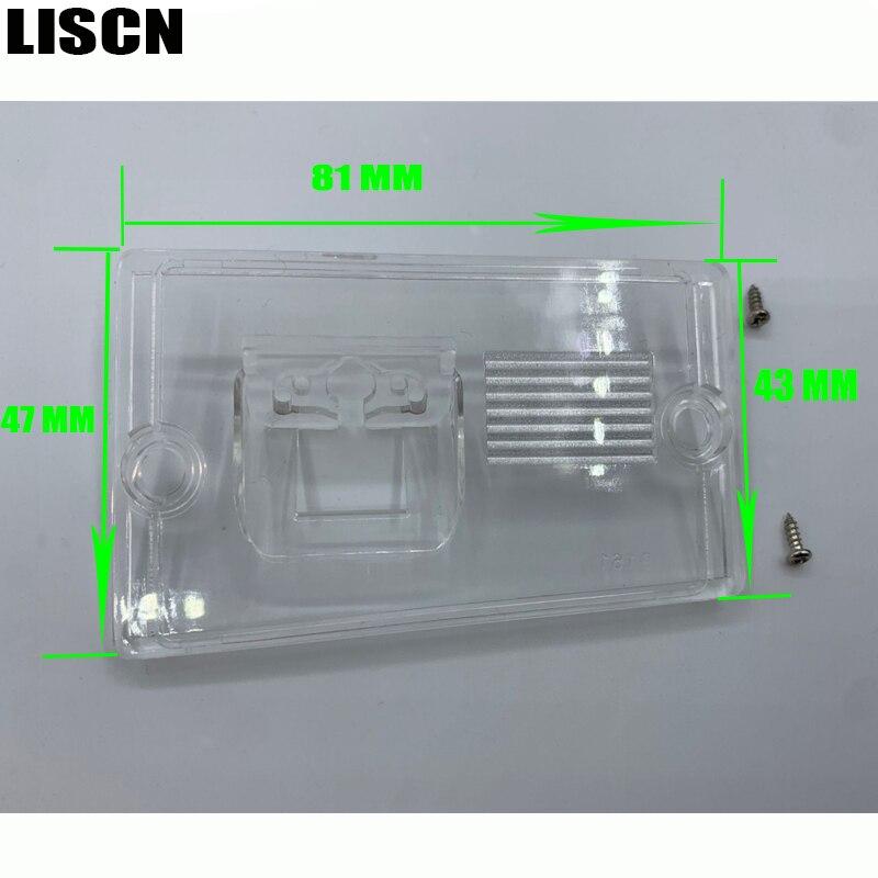 HD задний кронштейн камеры корпус для KIA Sportage KM 2004 ~ 2012 ночного Visioin/задней камеры/номерного знака камеры