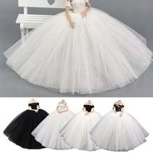 Нарядная кукла 30 см 6 баллов детская одежда пышное платье принцесса