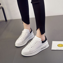 Women Flat Shoes White/Black/Pink Ladies Shoes Spring/Summer/Autumn/Winter Casual Female Shoes Flats Loafers Woman Footwear