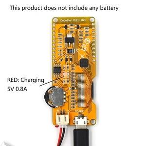 """Image 5 - Dstike placa de desenvolvimento, wifi deauther mini esp8266 com tela de 1.3 """"oled D2 008"""