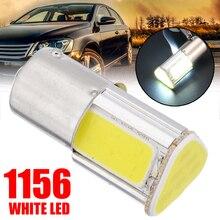 1pcs 1156 71156 G18 Ba15s 4 COB LED 5W 500lm Car Tail Bulb Brake Lights 12V Auto Reverse Lamp Signal Light