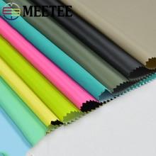 Meetee 100*150-170cm Waterproof Fabric Tpu Oxford Material DIY Outdoor Ripstop Tent Umbrella Accessories FA002