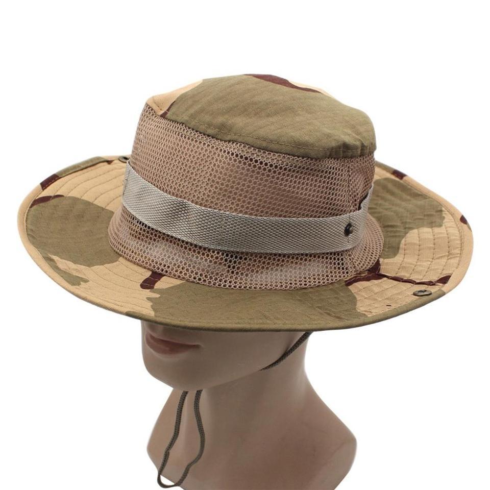 Propper outdoor ocio verano sombrero solar Boonie sombrero sombrero gorra OD Green verde oliva