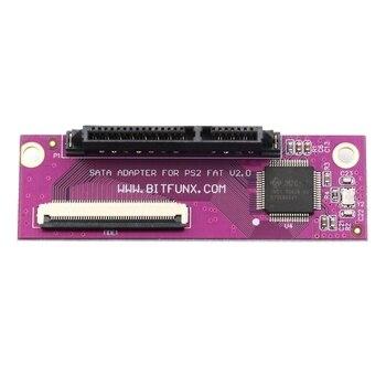 цена на SATA Adapter Upgrade for SONY Playstation 2 PS2 IDE Original Network Adapter