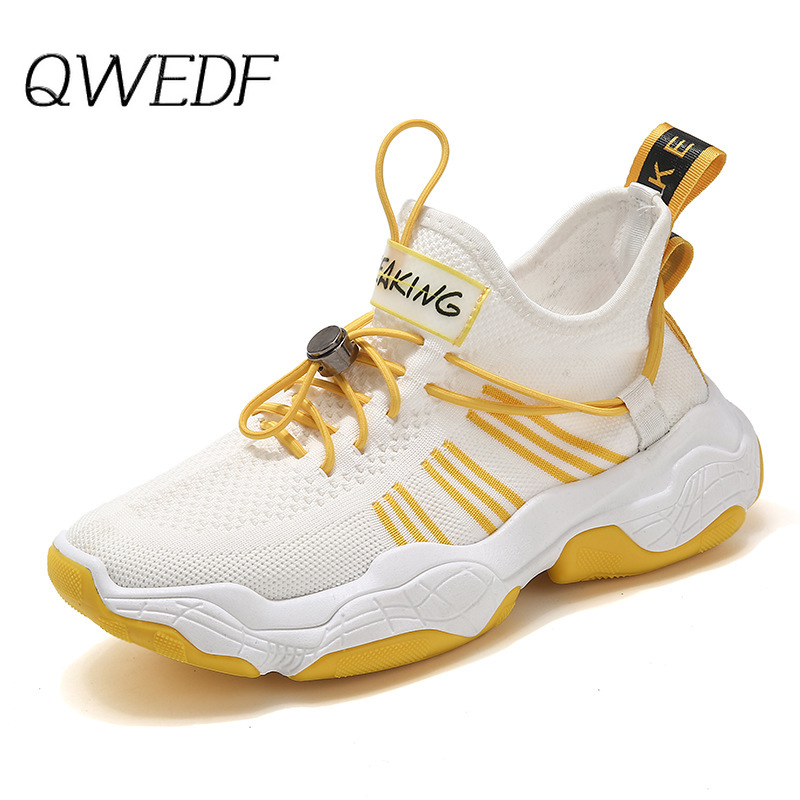 QWEDF 2019 Men Vulcanized Shoes Sneakers For Men Classic Lace up High Style Spring Autumn Flat With Casual Shoes Men Z3 87