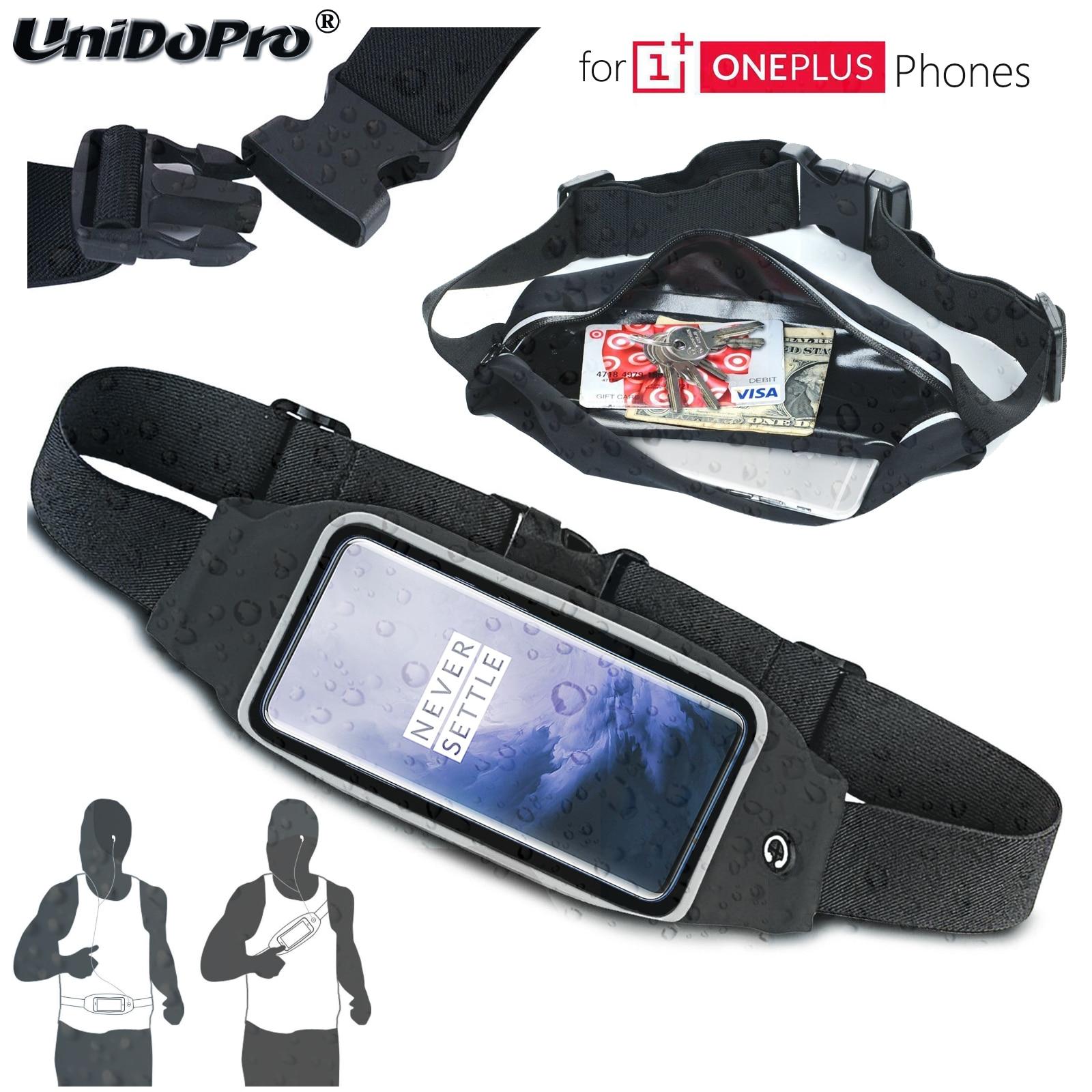 5G Fanny Pack Running Belt Waist Phone Pouch For Samsung Galaxy Note 10 S20+