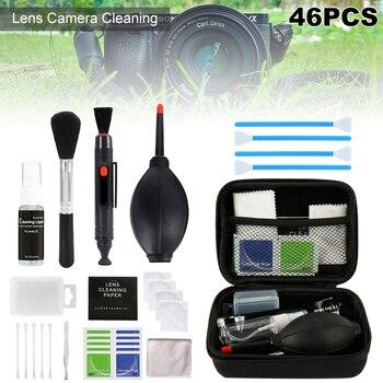 Dust Cleaner Camera Cleaning Lens Pen Brush Kit for Canon Nikon Sony Filter DSLR SLR DV Camera Lens Cleaner цена 2017
