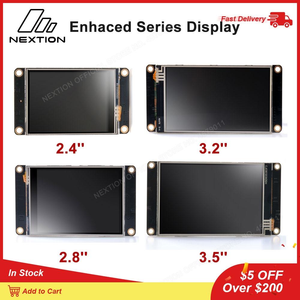Nextion Lcd-Display Enhanced-Series HMI Eeprom/larger 1024 Bytes RTP