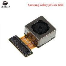 Original New Main Big Rear Back Camera Flex for Samsung Galaxy J2 Core J260 rear camera Module Replacement Parts