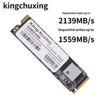 M2 NVMe PCIe SSD 128GB 256GB 512GB 1TB жесткий диск m.2 Disco Solid State Drive for Computer Laptop by Kingchuxing